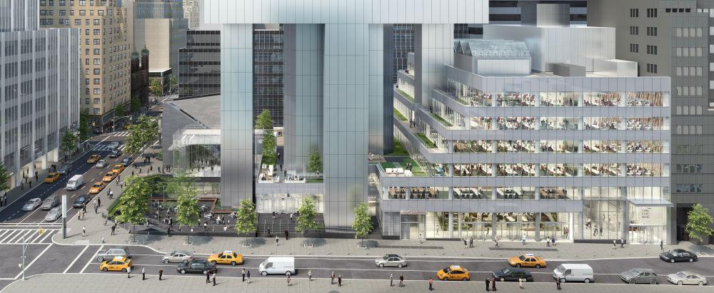 Citicorp Building Aka 601 Lexington Avenue Due For