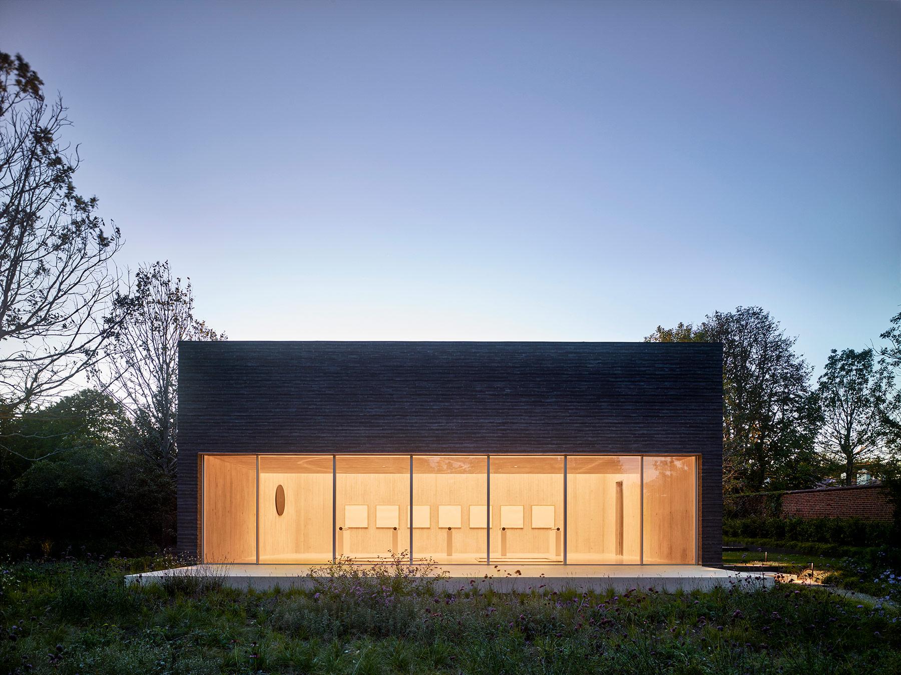 House design awards 2017 - De Maria Pavilion Courtesy Nikolas Koenig