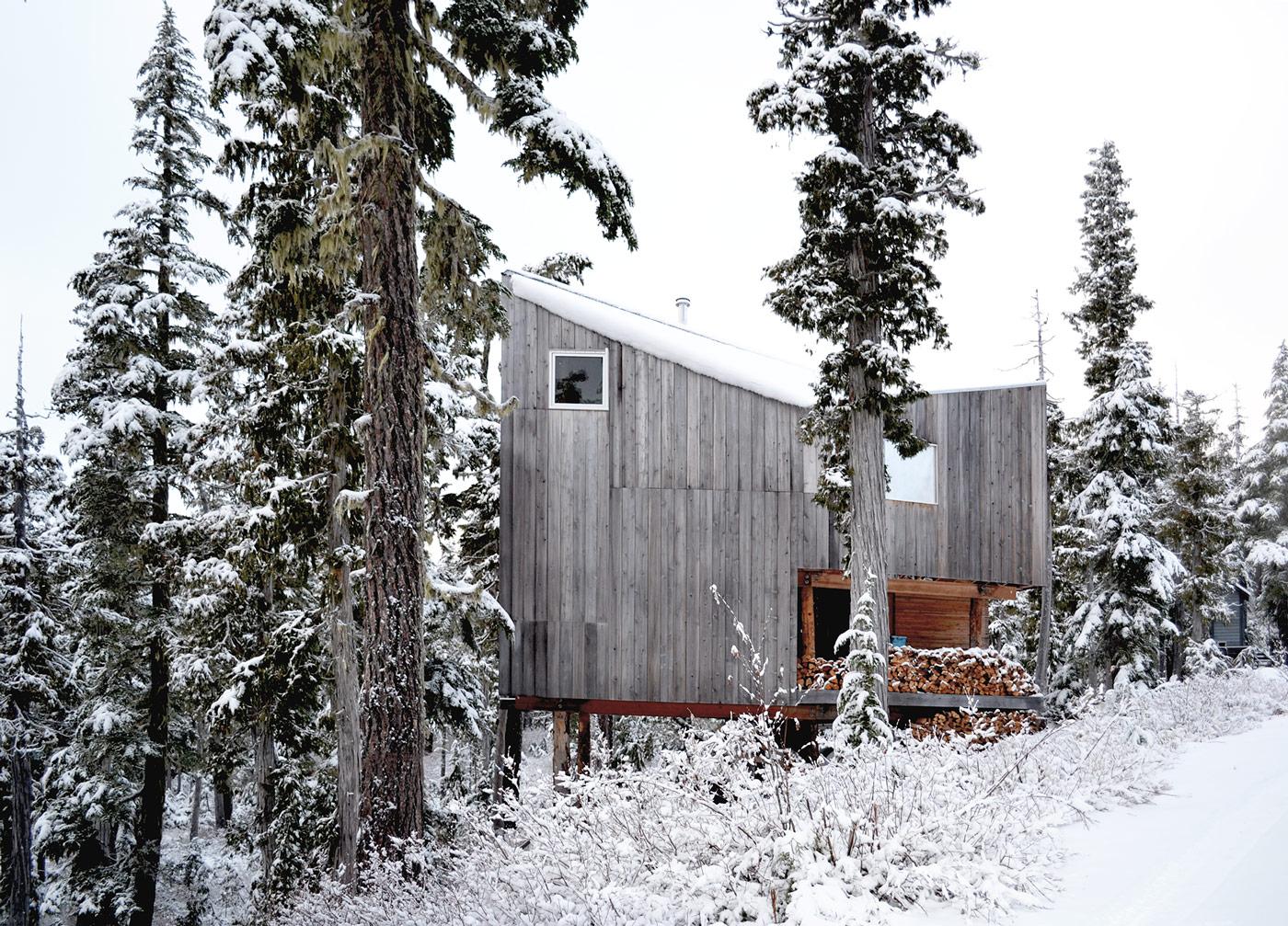Vancouverbased Scott Scott Architects blends warm minimalism
