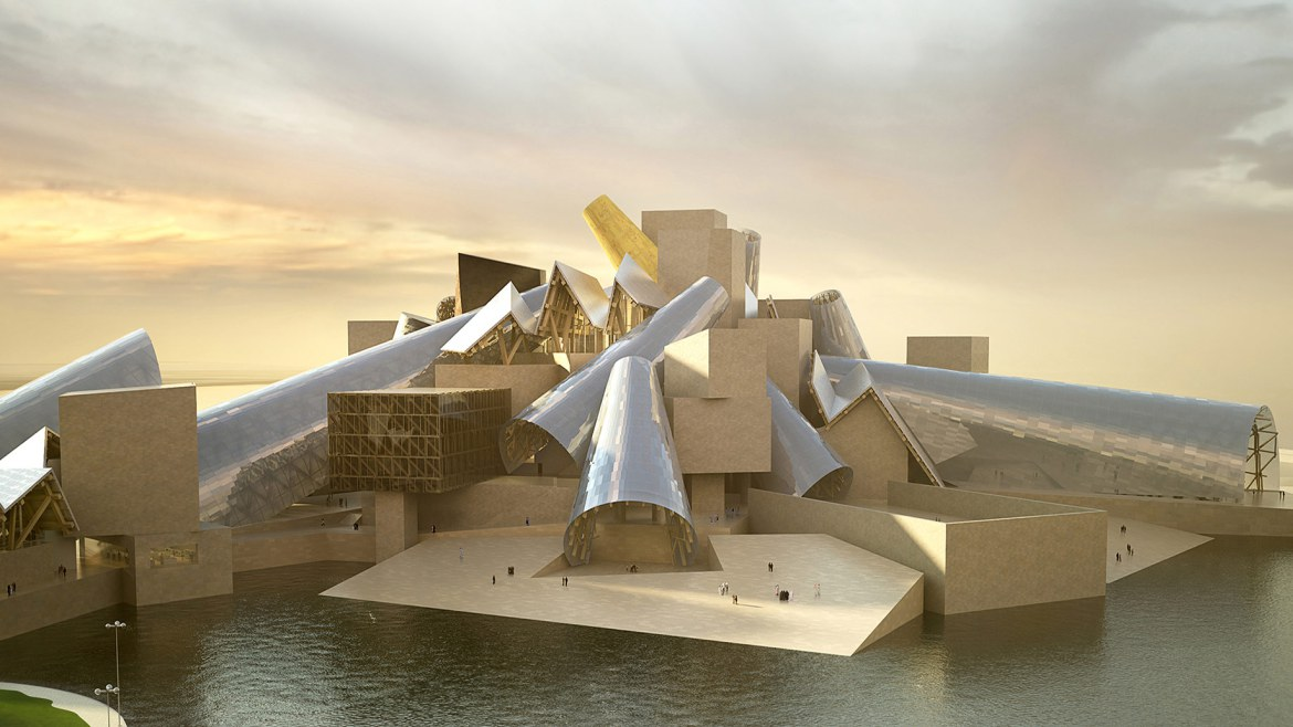 Is The Frank Gehry Designed Guggenheim Abu Dhabi Dead