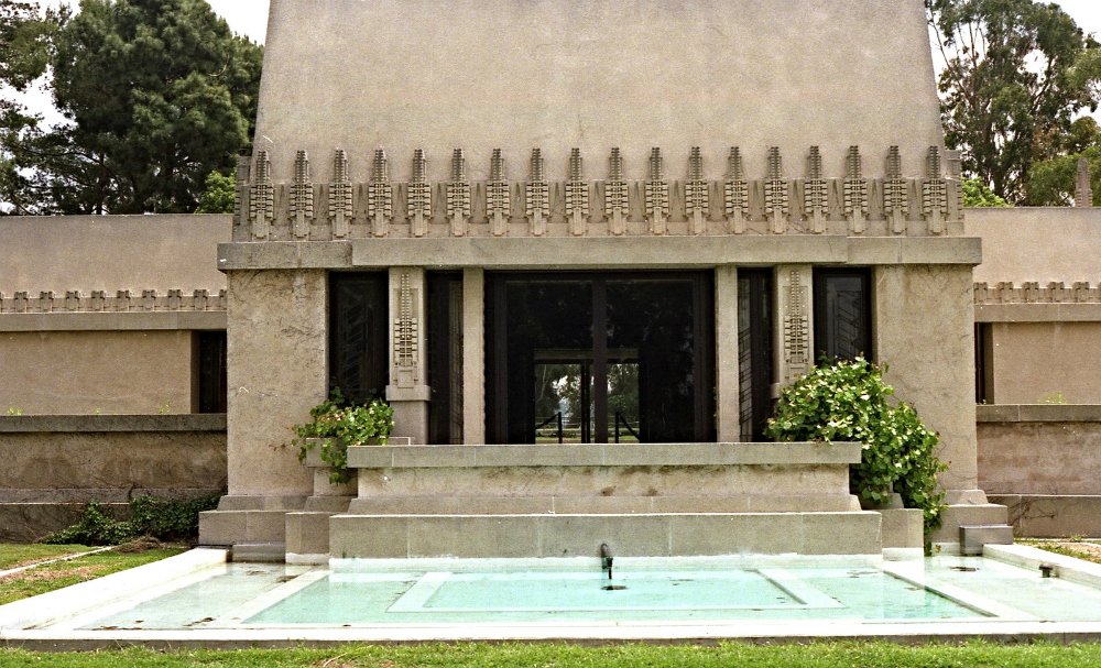 Hollyhock house virtual tour may be in the works for Hollyhock house