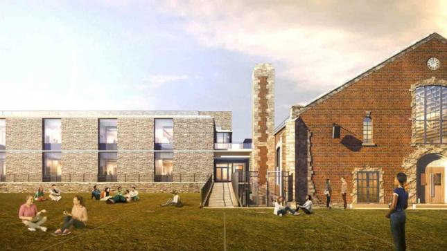 Horace Mann new campus