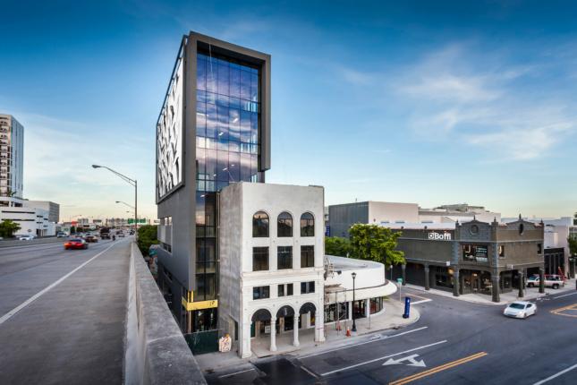 Billboard Building. (Courtesy Shulman & Associates)