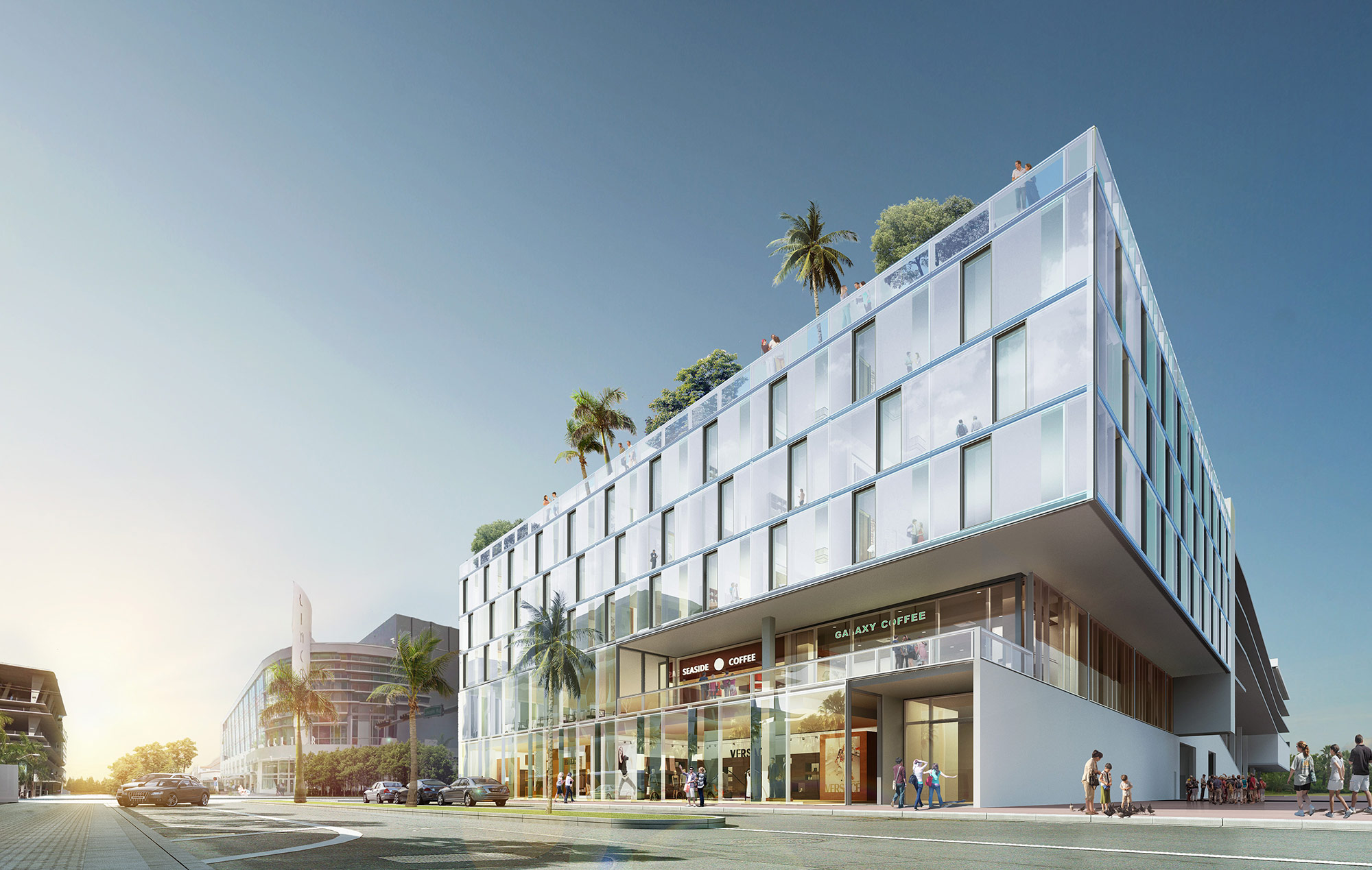 Perkins + Will unveils renderings of mixed-use 1212