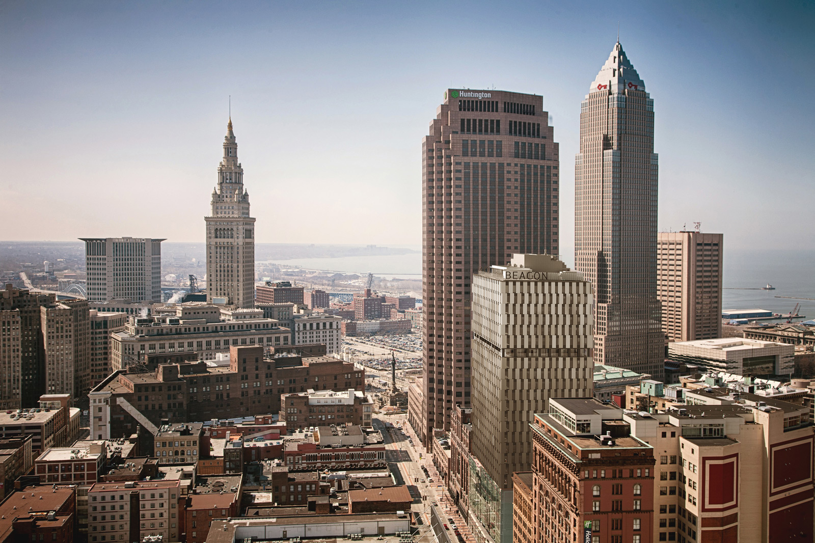Nadaaa Designs A Shimmering Tower For Downtown Cleveland