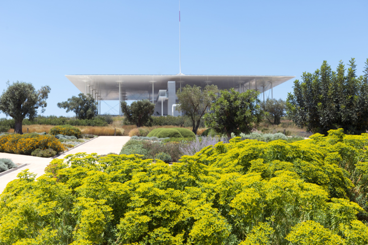 New Book Reveals The Story Of Renzo Piano S Stavros