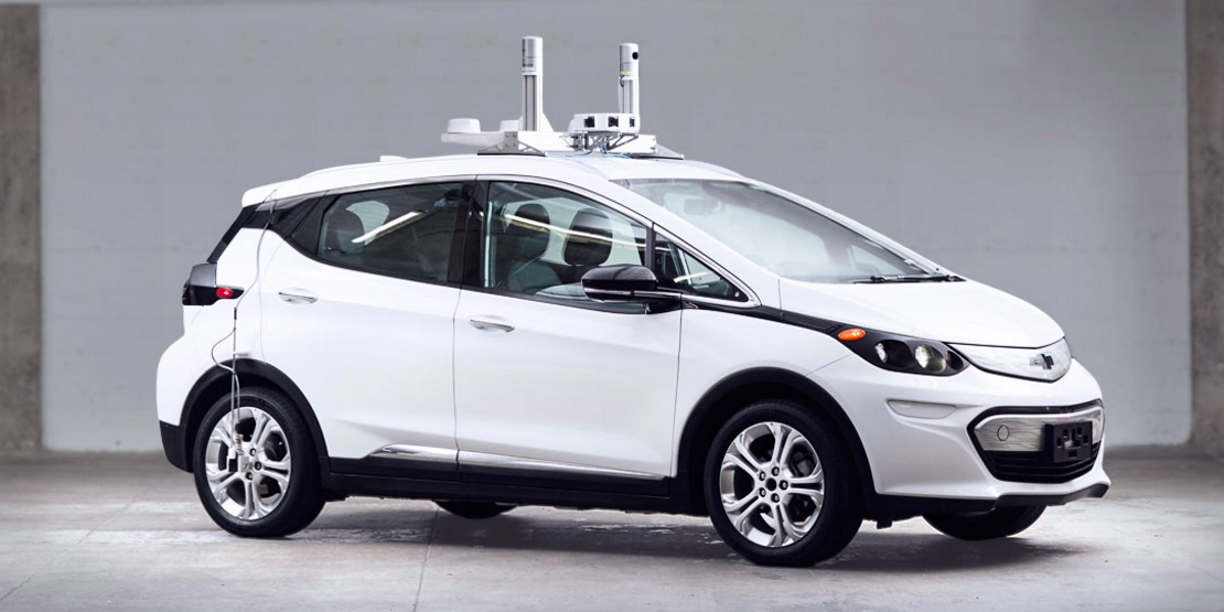 Chevy Self Driving Car