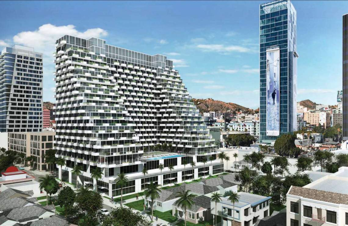 Stanley Saitowitz Part - 38: Natoma Architects Have Revealed Renderings For A Forthcoming Stepped Tower  Containing ...