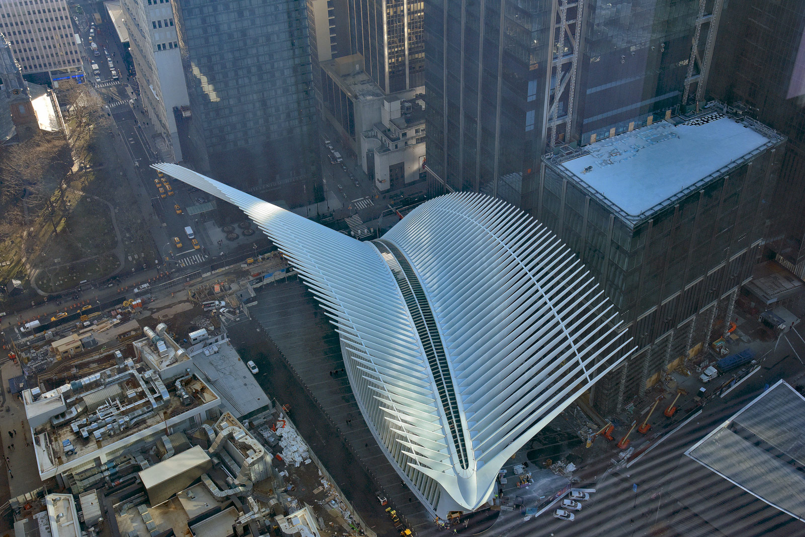 The Port Authority Is In Denial About Its Leaking Oculus