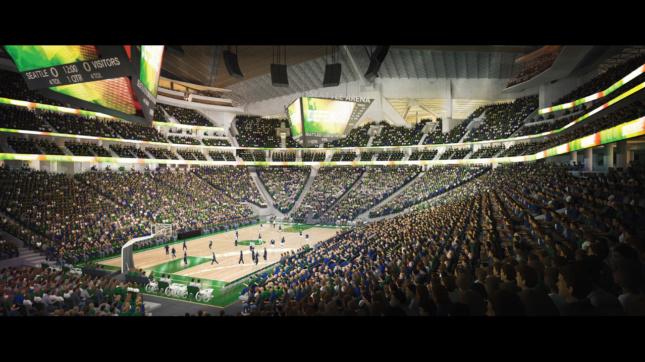 Seattle renovate Key Arena