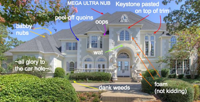 Architecture House Blog zillow slams popular blog mcmansion hell for using its photos