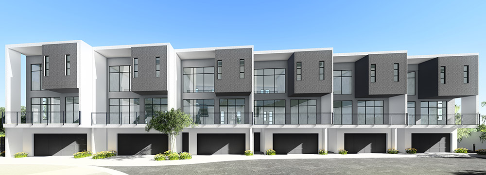 Check Out The New Net Zero Energy Apartments Going Up In Arizona