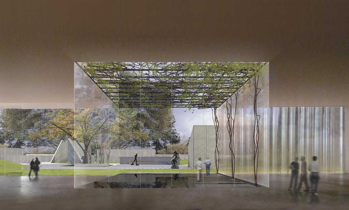 Ground breaks on steven holl 39 s design for museum of fine for Architecture art design