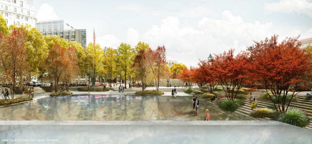 Proposed WWI Memorial In DC Advances Despite Questions