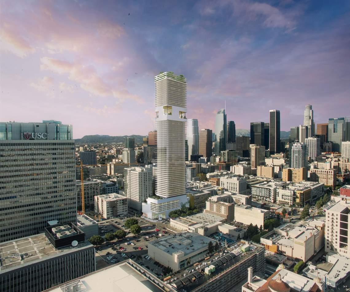 Park West Apartments Los Angeles