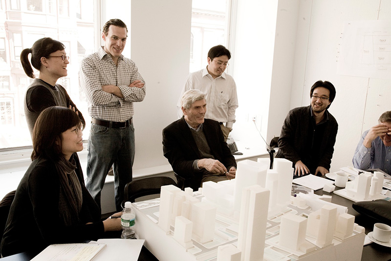 Architect Fred Koetter passes away - The Architect's Newspaper