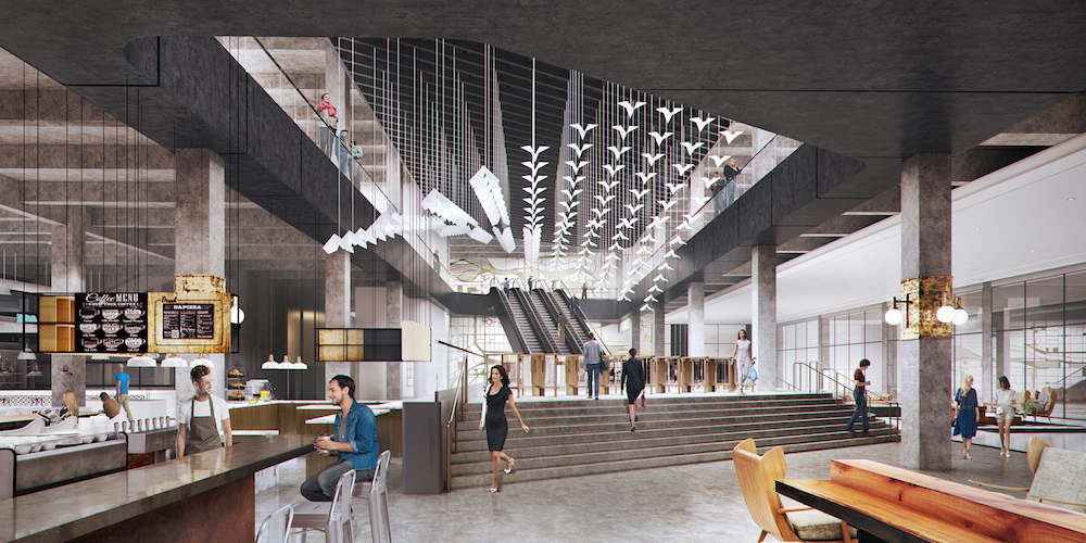 Iconic Chicago Post Office Gets A Long Awaited Renovation By Gensler Archpaper Com