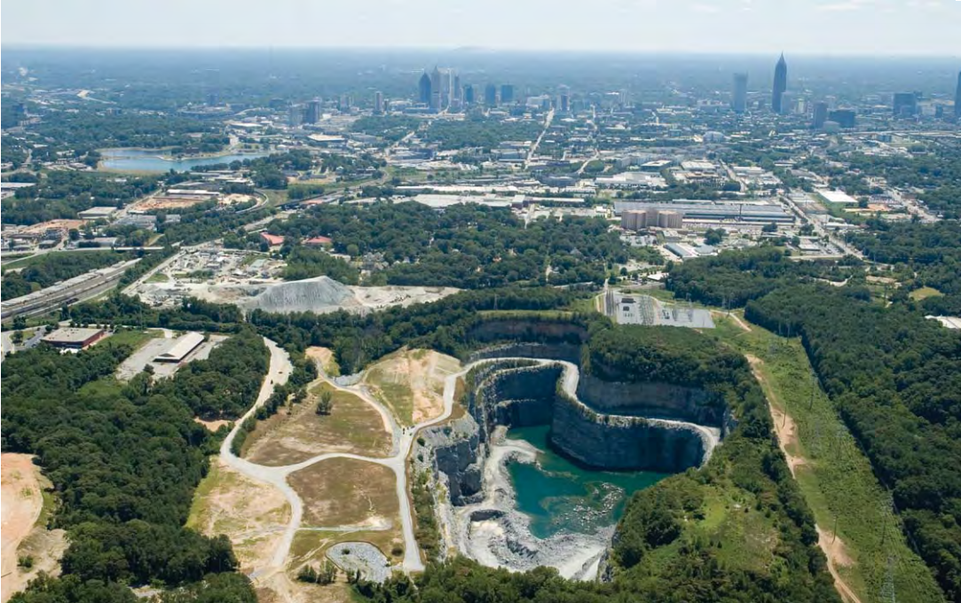 Atlanta Announces Hunger Games Quarrys First Phase Of