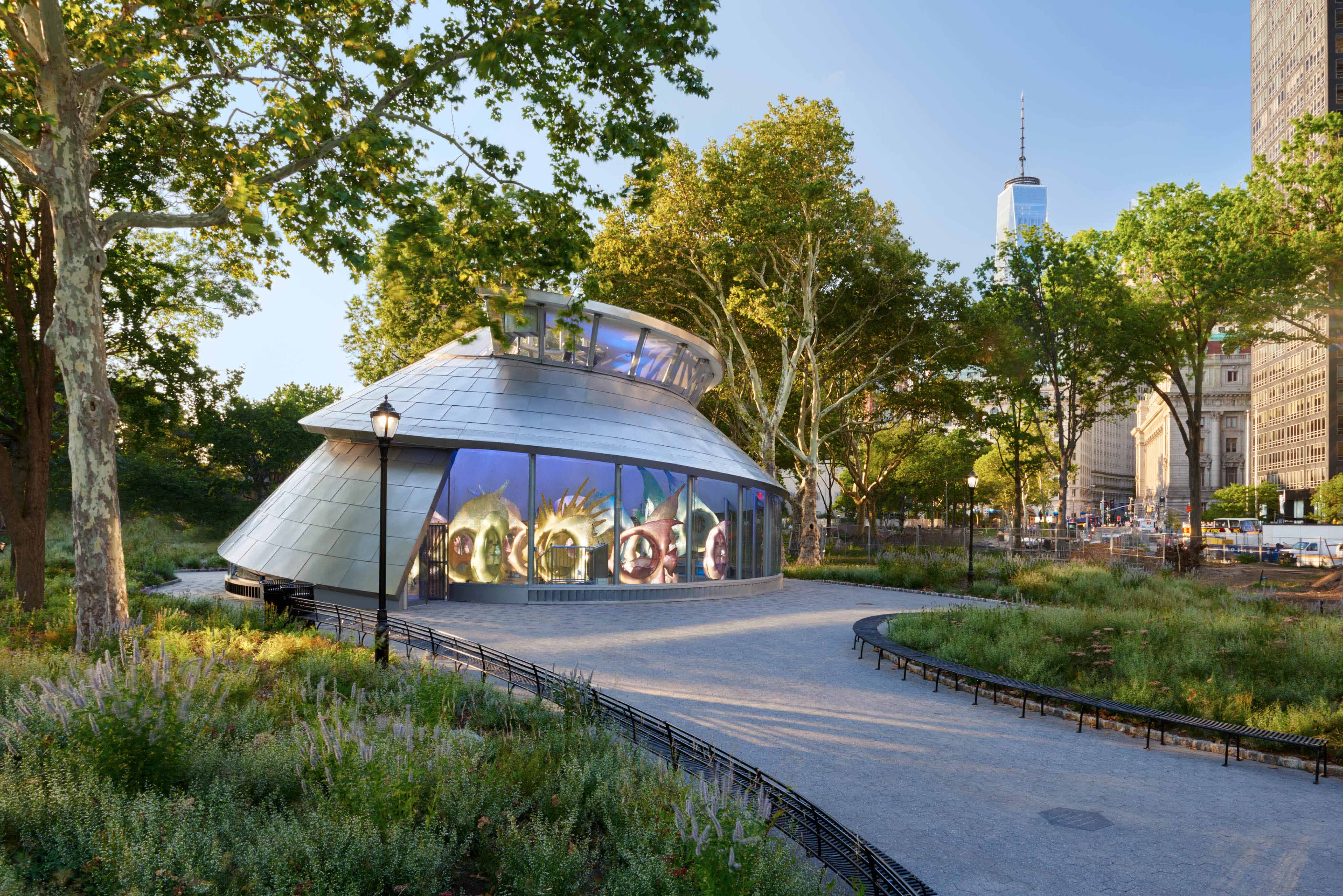 Archtober Building of the Day: SeaGlass Carousel