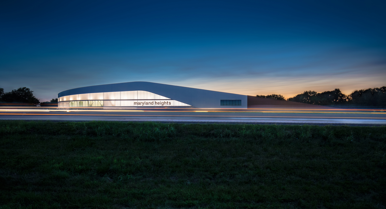 St. Louis community center by CannonDesign forms a new ...