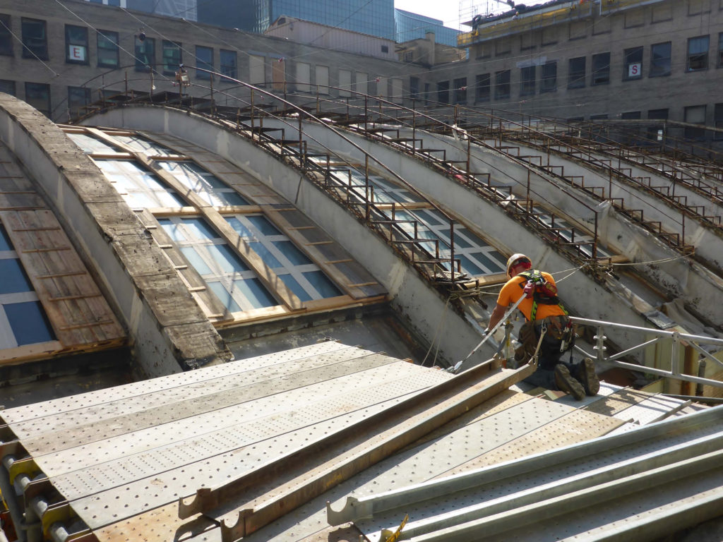 Chicago Union Station renovation will brighten the Great Hall