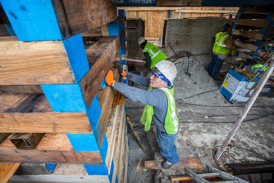 Build It Back Staten Island Office
