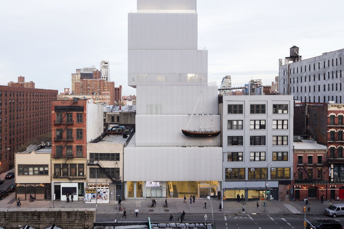 Oma to design new museum expansion on the bowery for Oma design museum