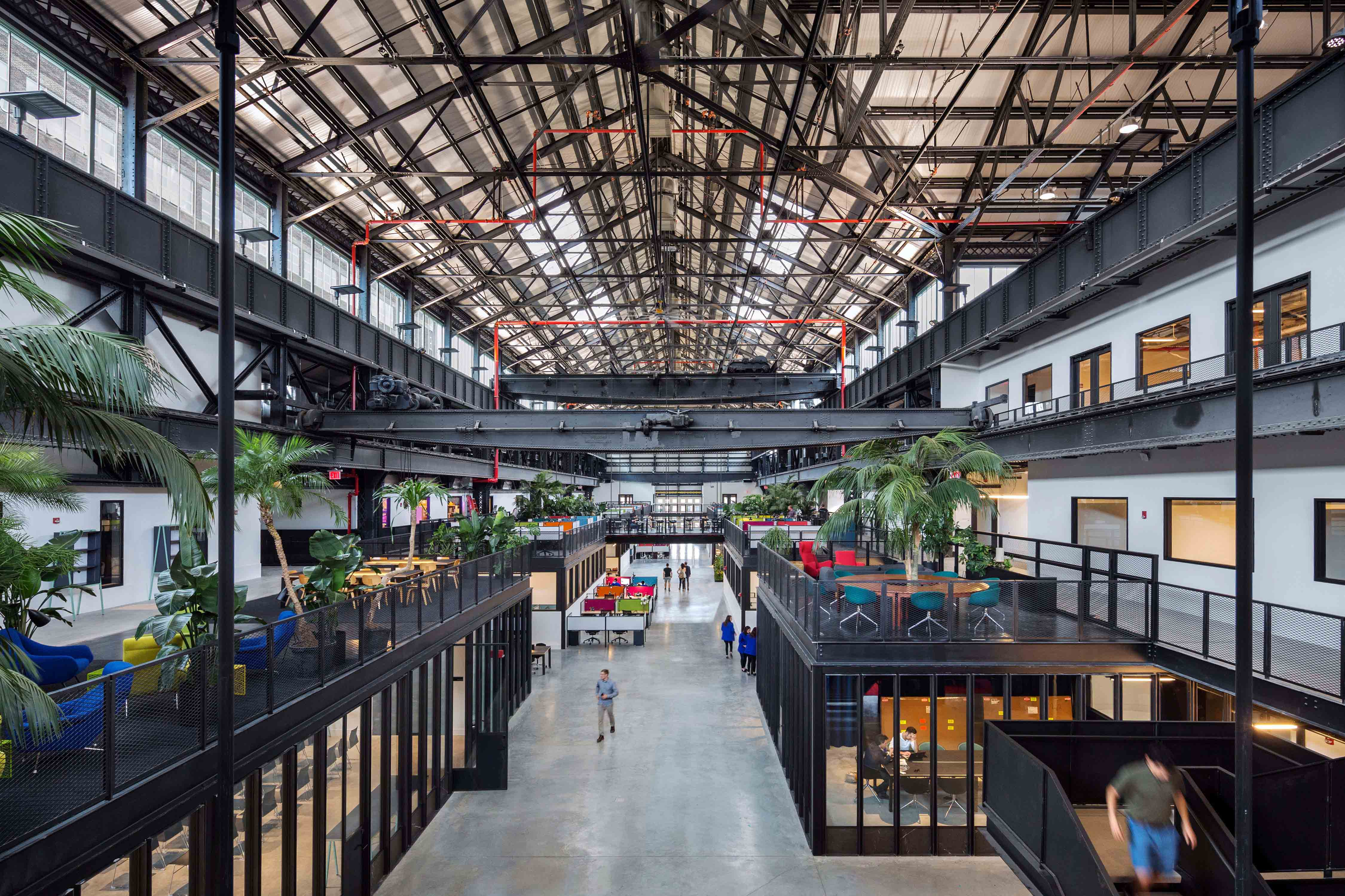 Archtober building of the day 12 new lab brooklyn navy for Lab architects
