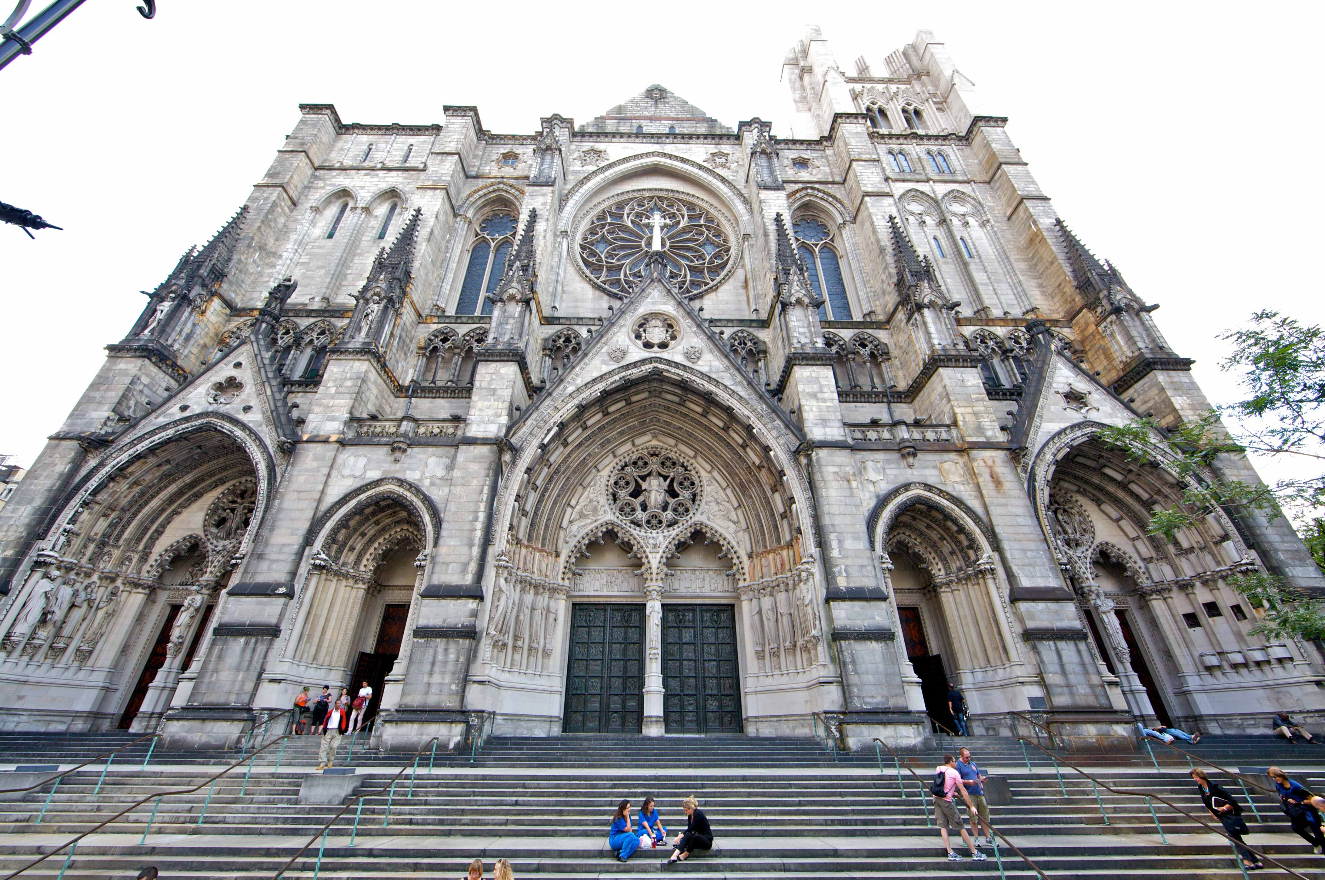 an analysis of the cathedral of st john the divine