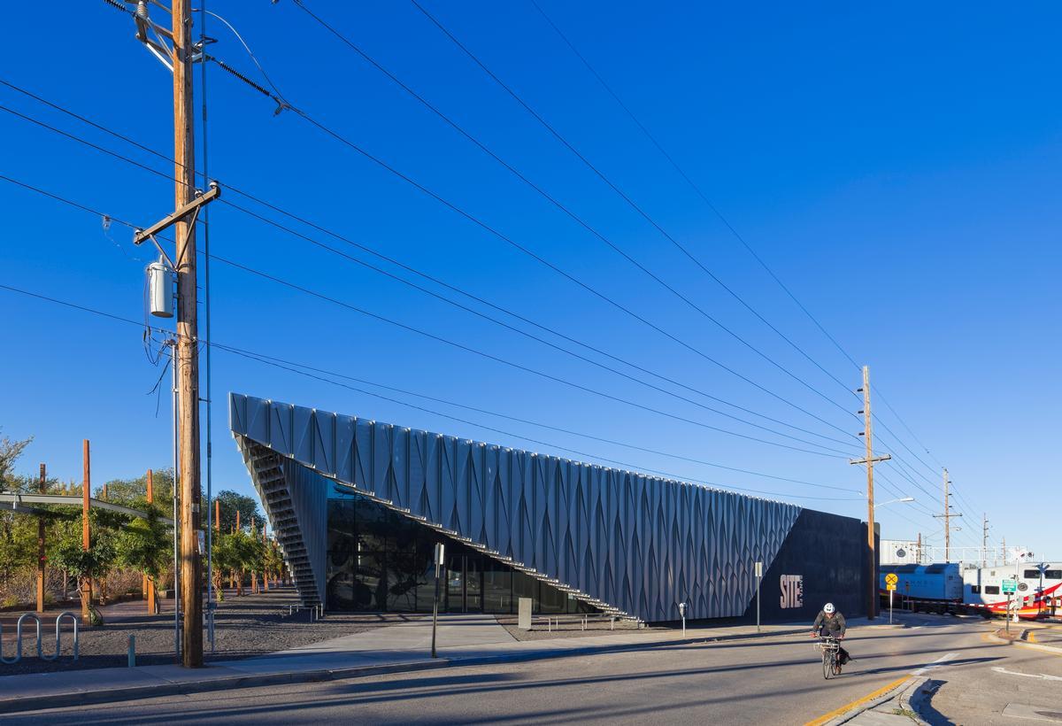 Shop Architects Site Santa Fe Expansion Is Now Open