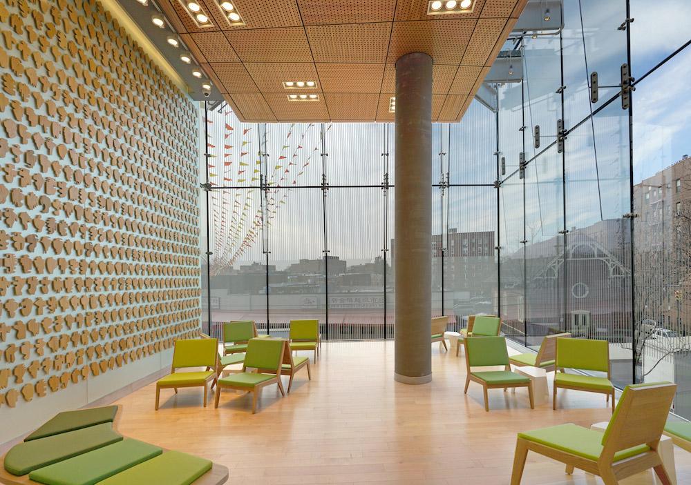 El broadway cube interior for Interior design engineering