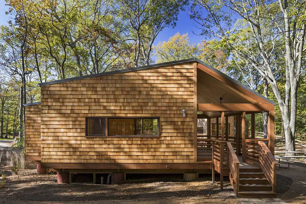 wxy unveils spiffy cabin prototypes for new york state