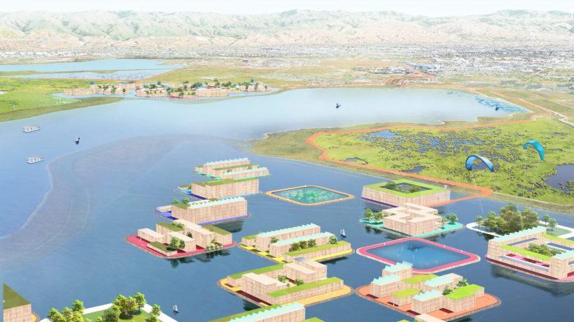 Big proposes floating villages for san francisco bay Interior design jobs san francisco bay area