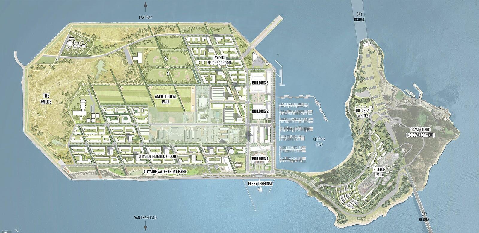 Treasure Island Arts Master Plan