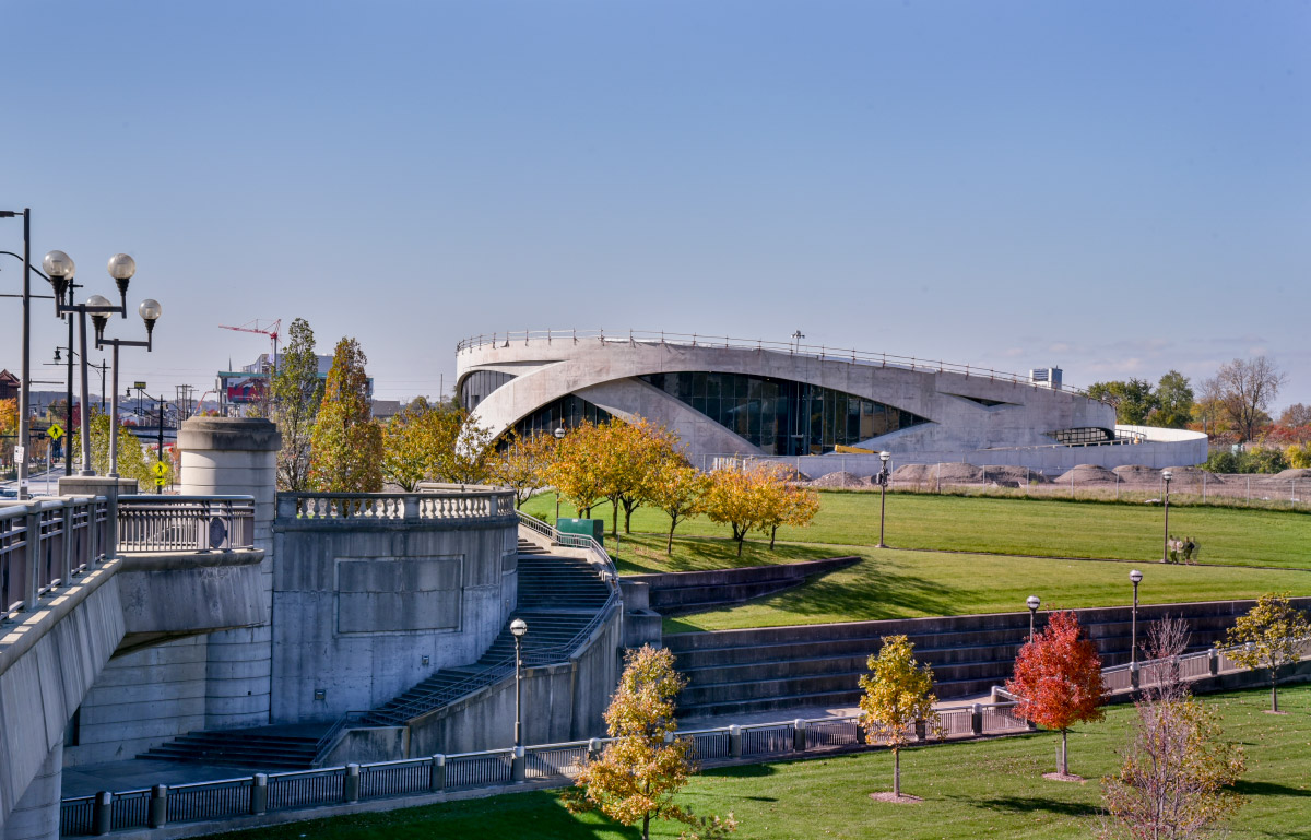 The First National Veterans Museum Nears Completion In Columbus Ohio