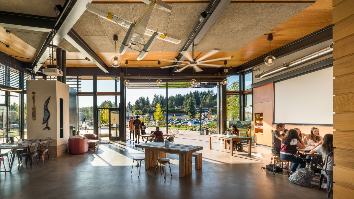 Graham baba brings a new community space to a seattle - Interior design jobs washington state ...