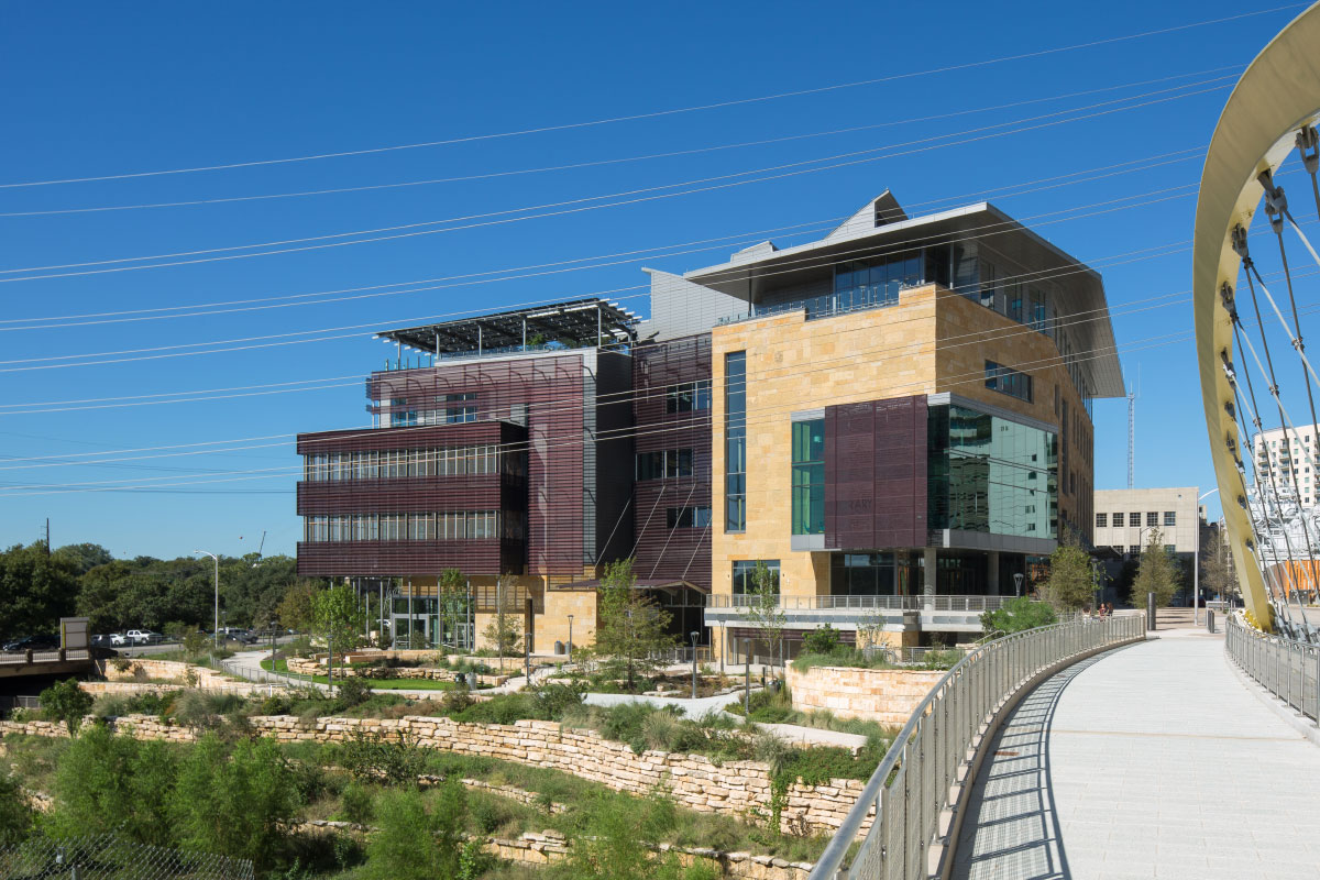 Austin S New Public Library Reflects The City S