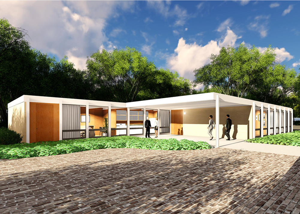 Rev House mies der rohe s mccormick house set for summer reopening