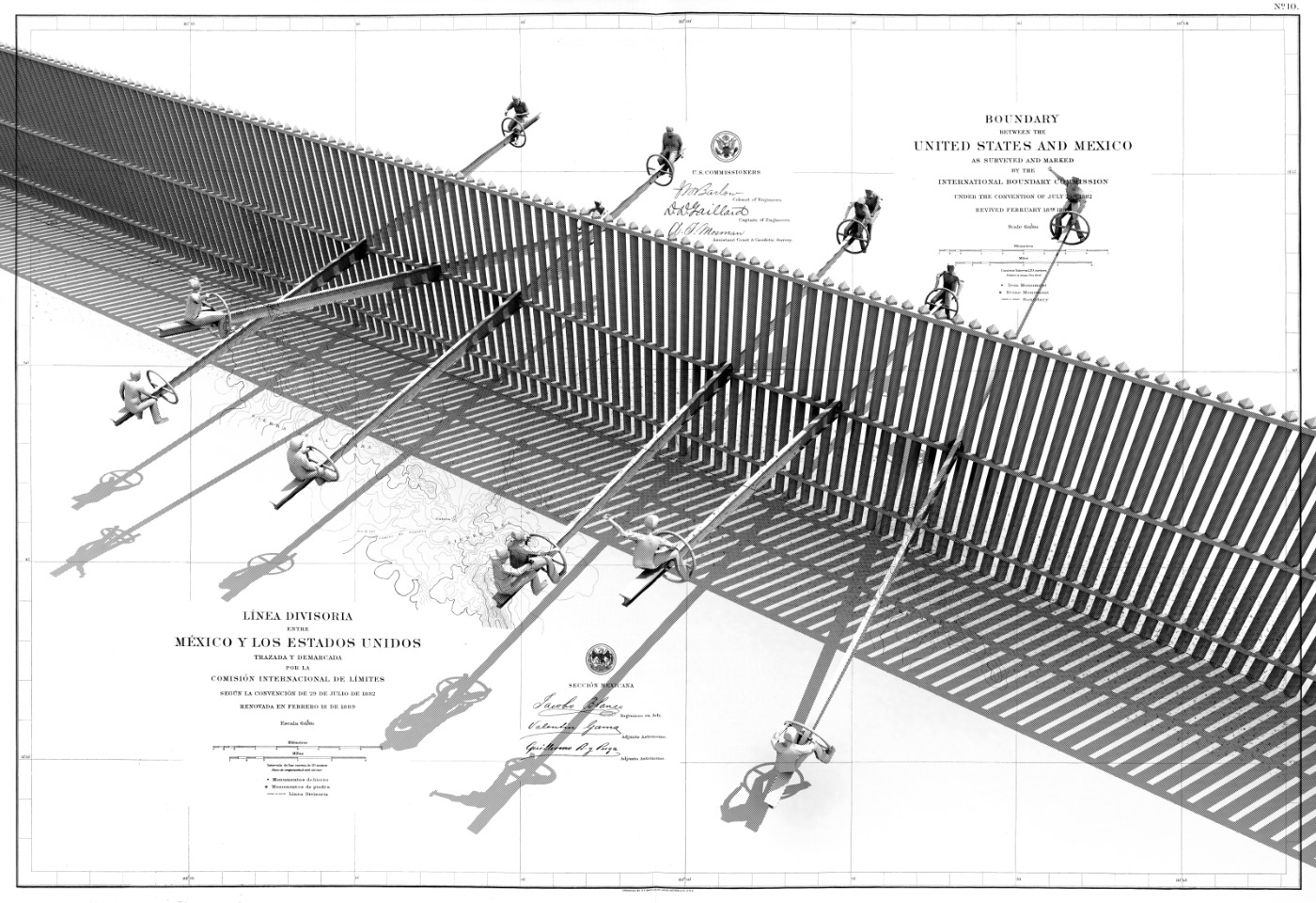How Architects Can Engage Critically With The Idea Of The Border Wall