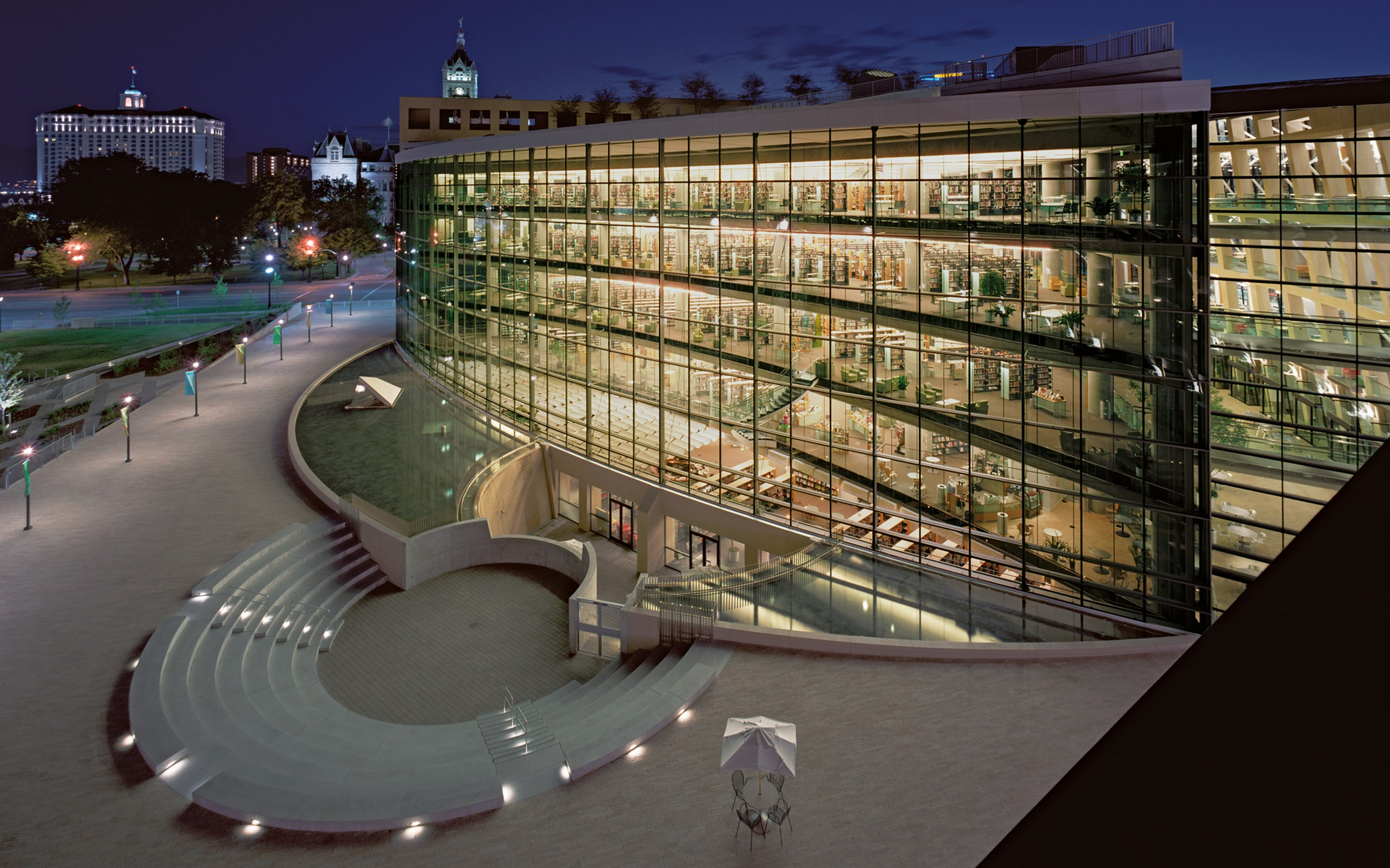 Moshe Safdie To Design Boise Public Library Archpaper Com