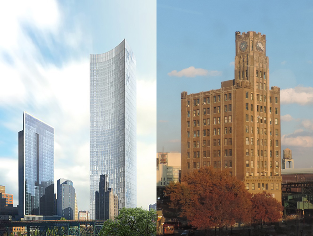 first renderings revealed for what could be queens