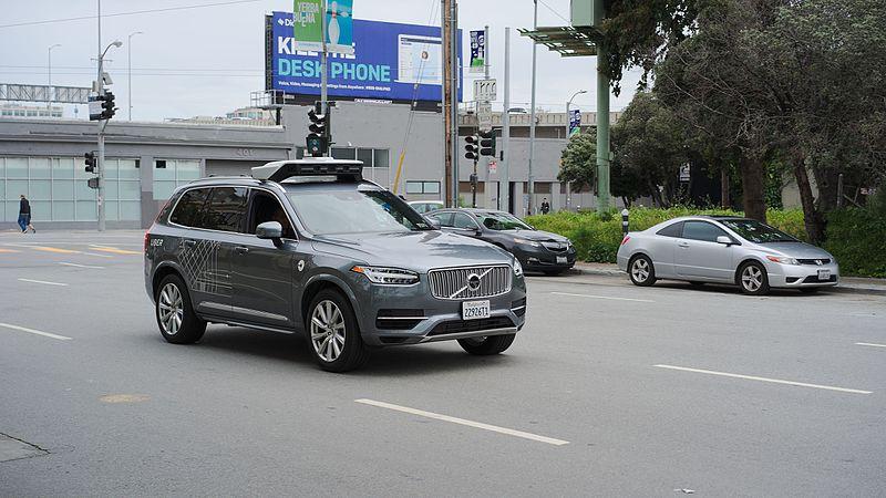 uber 39 s self driving car hits and kills pedestrian in arizona. Black Bedroom Furniture Sets. Home Design Ideas