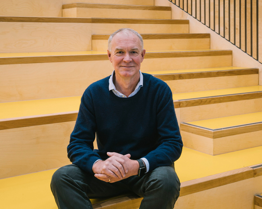 The Bartlett launches dean search to replace Professor Alan Penn